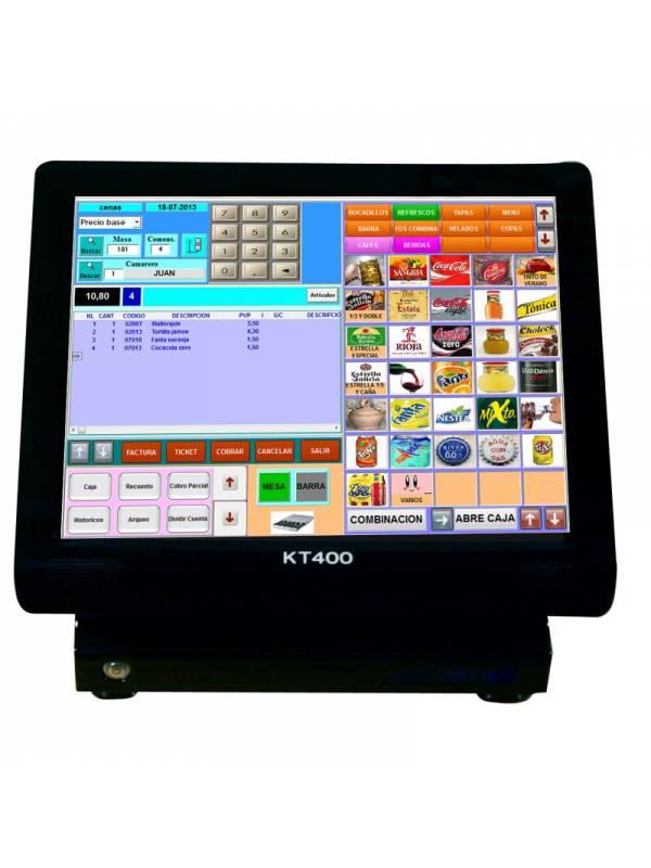TPV 15 GDX INTEL G5400        0 4GB SSD 120GB TACTIL ALL IN