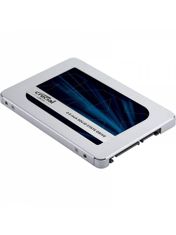 DISCO SSD  500GB CRUCIAL SATA3  MX500 SIN ADAPTADOR