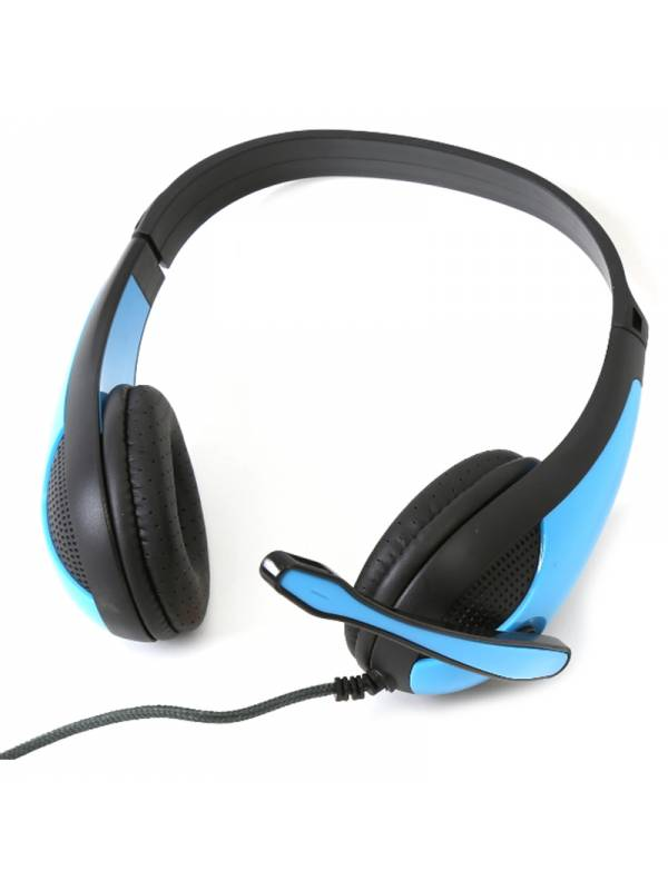 AURI. + MIC 3.5MM FREESTYLE    CASCOS AZUL