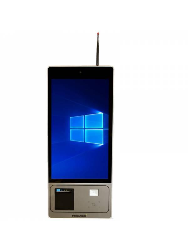 TPV 27 KIOSK KIOSKO J1900 4GB  64GB CAPACITIVO CON IMPRESORA