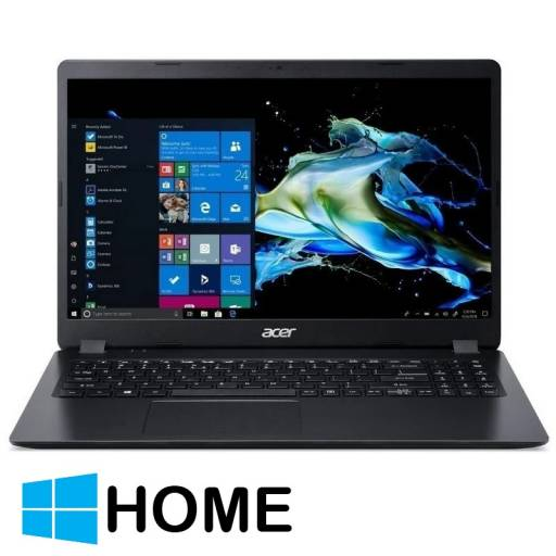 NBH  15.6 ACER   G10 I5-1035G 1  8GB 256GB NVME HOME NEGRO