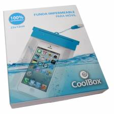 FUNDA COOLBOX SMARTPHONE IMPER MEABLE (WATER PROOF)
