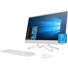 LCD PC 23.8 HP 24-F0075NS I5- 9400T 8GB SSD 512GB W10 TACTIL