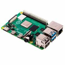 RASPBERRY PI 4B  8GB           CAJA/ SD 32GB/FUENTE AC