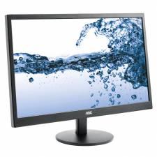 MONITOR 21.5 AOC LED E2270SWH  FULL HD HDMI,VGA NEGRO